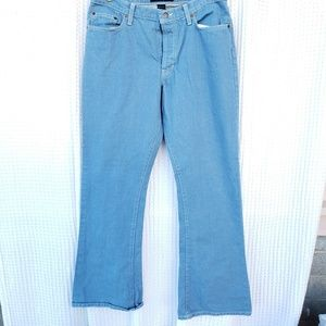 Abercrombie & Fitch Light blue jeans size 10